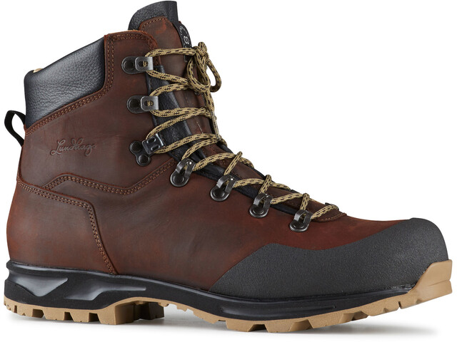 Lundhags Stuore Mid Boots Men chestnut